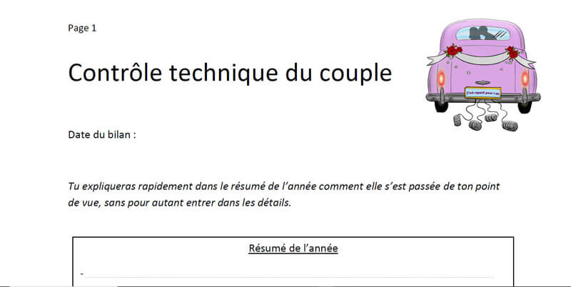 le fichier du controle technique du couple