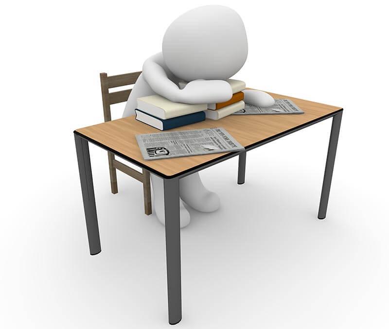 Le burnout ou syndrome d'épuisement professionnel