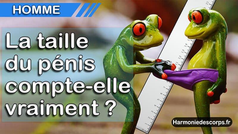 You are currently viewing La taille du pénis compte-elle vraiment ?