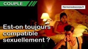 Read more about the article Est-on toujours totalement compatible sexuellement ? Que faire alors ?