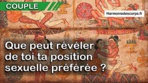 Read more about the article Que peut révéler ta position sexuelle préférée de ton caractère ?