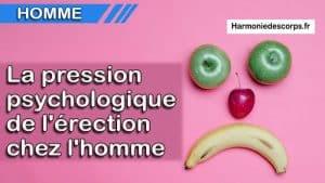 Read more about the article La pression psychologique de l'érection chez l'homme – Troubles de l'érection