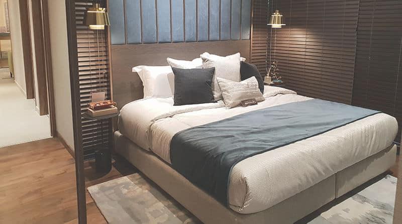 chambre à coucher hotel
